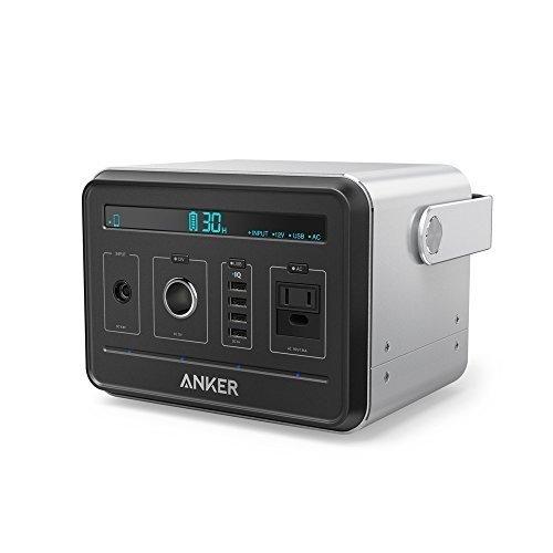 PIN DỰ PHÒNG ANKER POWERHOUSE 120.000MAH/ 400WH - A1701