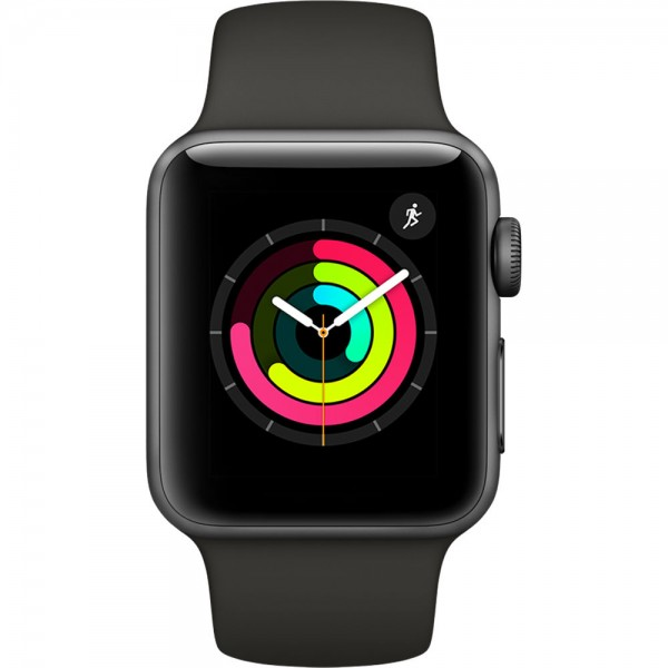Apple Watch Series 3 38mm - Gray - MR352