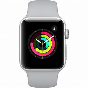 Apple Watch Series 3 38mm - Silver - MQKU2