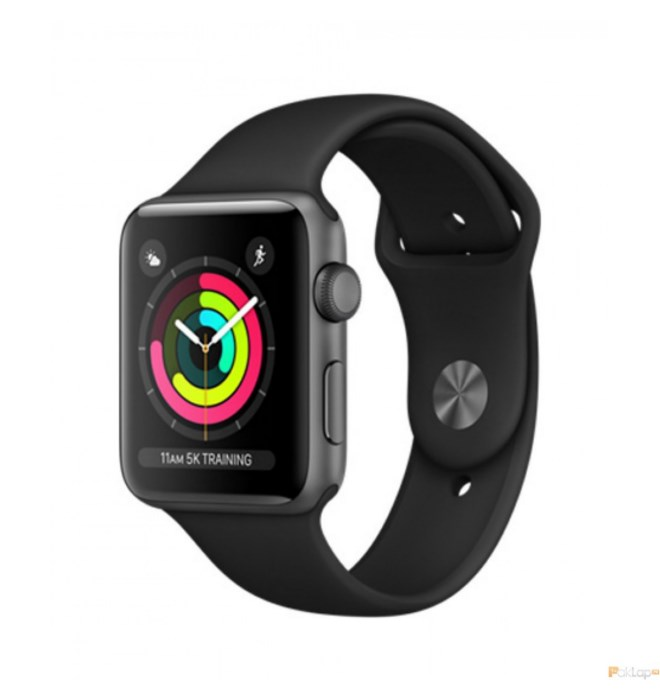 Apple Watch Series 3 42mm - Black - MQL12