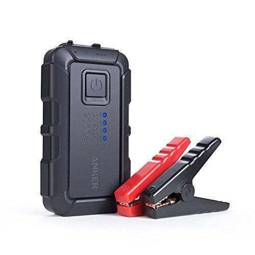 Pin Dự Phòng Anker PowerCore Jump Starter mini, kiêm kích nổ ô tô