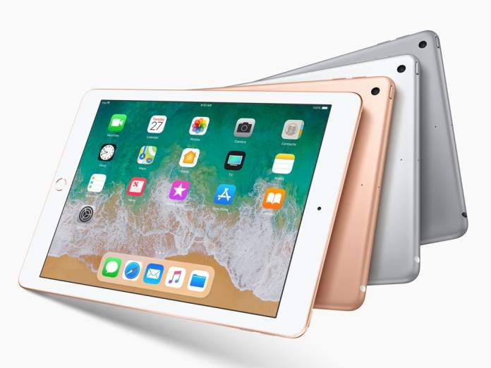iPad Gen 6 4G/LTE - 128GB