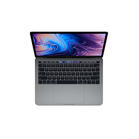 Macbook Pro 2018 13inch Touch Bar 256GB Space Gray ( MR9Q2 )