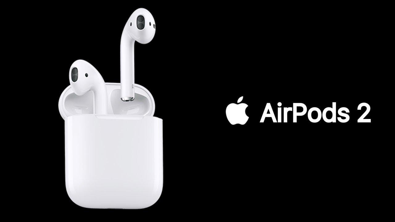Tai nghe Bluetooth Apple AirPods 2 Chính Hãng ZA/A ZP/A