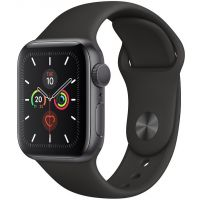 Series 5 (GPS) 44 mm GRAY / Black – Band MWVF2