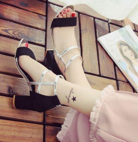 Giày cao gót kiểu dáng mớI