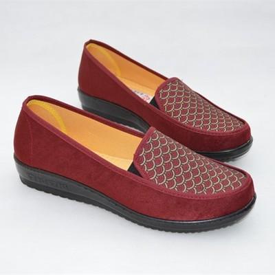 Giày cho phụ nữ trung niên