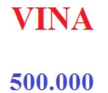 vinaphone 500