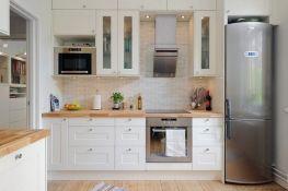 Bố trí tủ lạnh phù hợp với phòng bếp