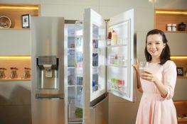 Chiếc tủ lạnh đáng mua nhất - Tủ lạnh CY Panasonic 2016