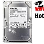 Ổ cứng Camera Toshiba 5TB - SATA3, 7200rpm, 64MB_MD04ABA500V