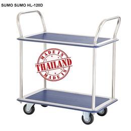 Xe đẩy hàng 2 tầng SUMO Thái Lan HL-120D