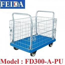 Xe đẩy sàn nhựa Feida PH-300A-PU