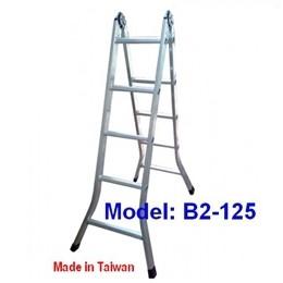 Thang nhôm chữ A PAL B2-125 Đài Loan