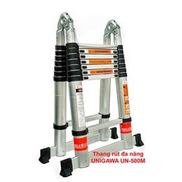 Thang nhôm rút UNIGAWA UN -500M