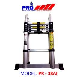 Thang nhôm rút gọn PRO PR-38AI
