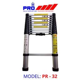 Thang nhôm rút gọn PRO PR-32