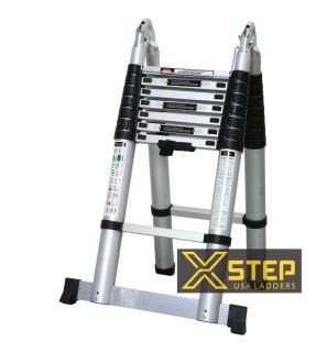 THANG NHÔM RÚT GỌN CHỮ A XSTEP XM-25