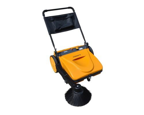 Máy quét rác đẩy tay Clepro Model: CW- 760/1