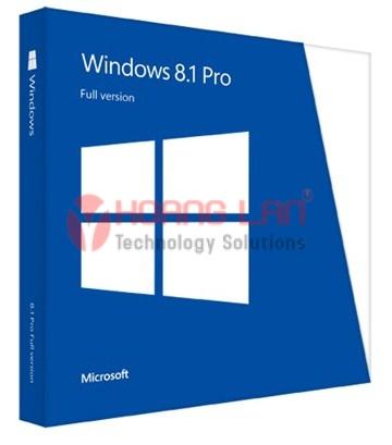 Win Pro 8.1 x32 Eng Intl 1pk DSP OEI DVD