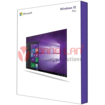 Win Pro 10 64Bit Eng Intl 1pk DSP OEI DVD
