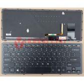 Bàn phím Laptop Sony SVF14N (Đen)