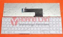 Bàn phím Laptop Sony SVF15 (Trắng)