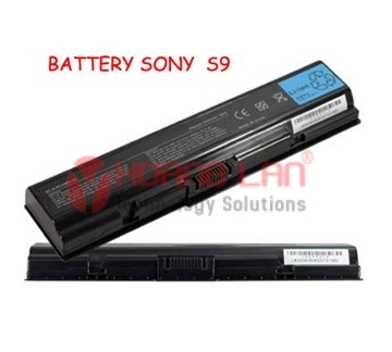 Pin Laptop Sony S9