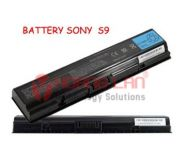 Pin Laptop Sony S9