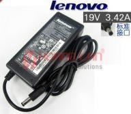 Sạc Pin Lenovo 19V - 3.42A Chân Đạn