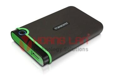 Ổ cứng di động 500GB Transcend 3.0
