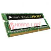 RAM Laptop DDR3L 4GB Corsair Bus 1600