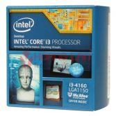 CPU Intel I3-4160 -3.6Ghz/3Mb/SK1150 - Box