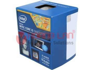 CPU Intel I5-4460 -3.2Ghz/6Mb/SK 1150 - Box