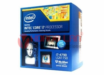 CPU Intel I7-4790-3.6/8Mb/SK1150 - Box