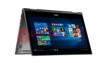Máy tính xách tay Dell 5368 (i3-6100U) - Cảm ứng, xoay 360 độ
