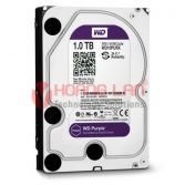 Ổ Cứng HDD Western 1TB SATA - Purple