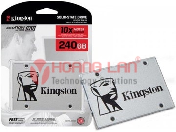 Ổ Cứng SSD Kingston 240GB UV400 2.5 SATA