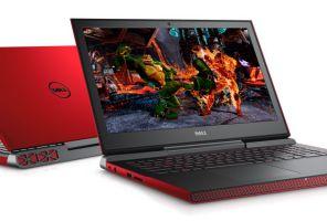 Laptop Dell 7566A chuyên Games và thiết kế đồ họa