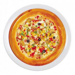 Pizza bò sốt tiêu