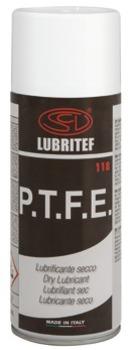 Dầu khô bôi trơn PTFE Lubritef