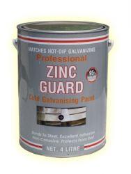 sơn mạ kẽm sáng ZG400 4lít (trọng lượng 5kg)