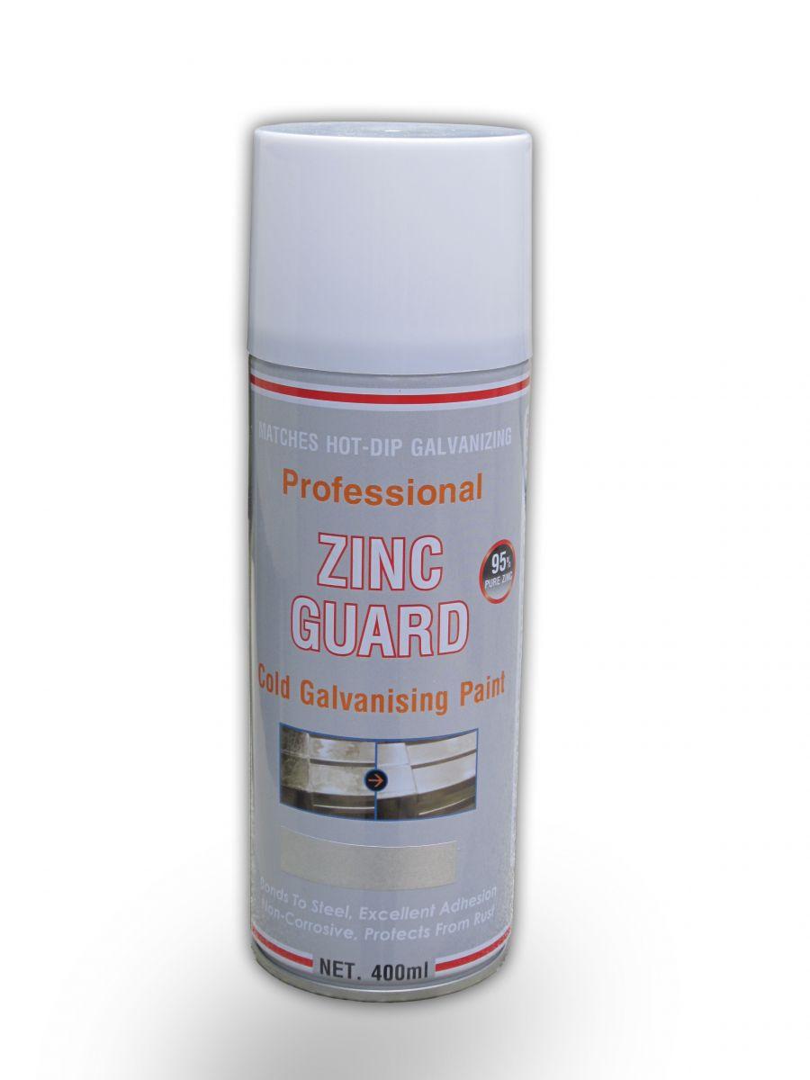 Sơn xịt kẽm lạnh ZG400 (màu bạc sáng)