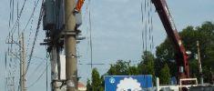Công tác an toàn khi làm việc trên lưới điện