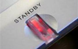 Nút Standby đồ điện bị lên án