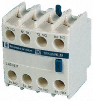 Tiếp điểm phụ LADN11 - Tiếp điểm 1NO + 1NC - Tiếp Điểm trên LC1D