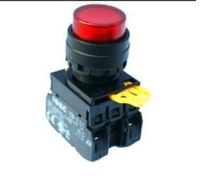 Nút nhấn có đèn đỏ 220V