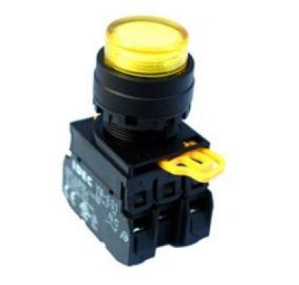 Nút nhấn có đèn vàng 220V