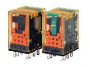 Rơ le trung gian IDEC 6A 14 chân - Rơle trung gian IDEC RU4S 4 cặp 14 chân 6A