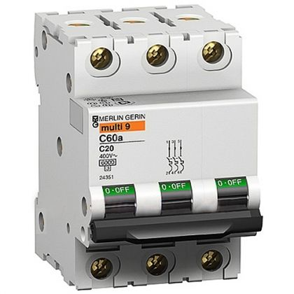 C60A 3P series